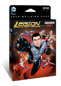 DC Comics Deck Building Game : Crossover Pack 3 - Legion of Superheroes